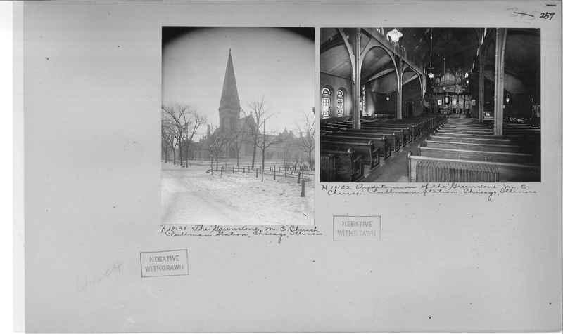 Mission Photograph Album - Cities #4 page 0259