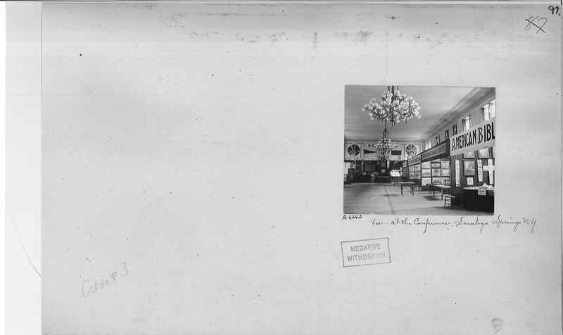 Mission Photograph Album - Cities #3 page 0097