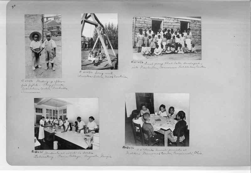Mission Photograph Album - Negro #7 page 0030