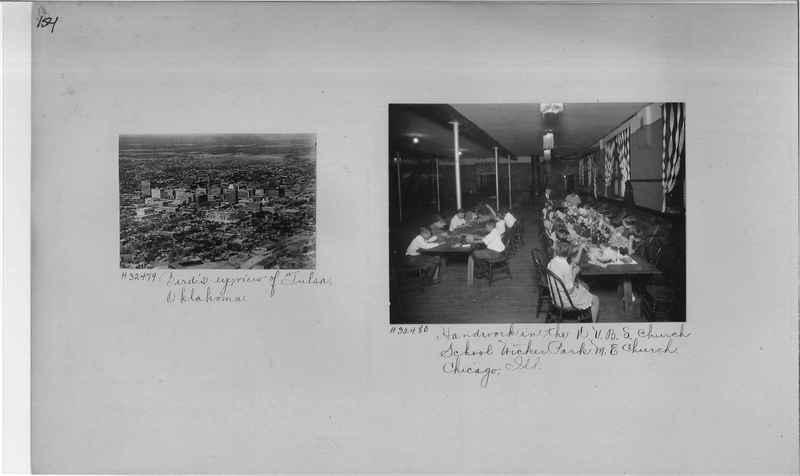 Mission Photograph Album - Cities #14 page 0154