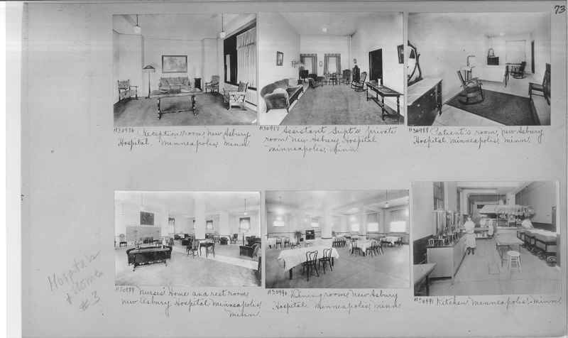 Mission Photograph Album - Hospitals and Homes #3 page 0073
