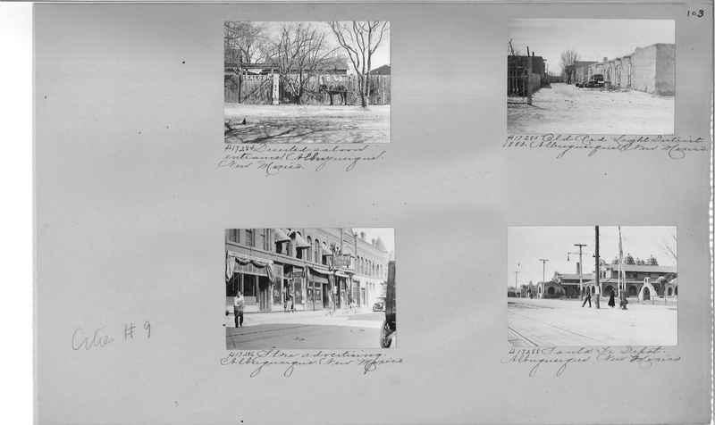 Mission Photograph Album - Cities #9 page 0103
