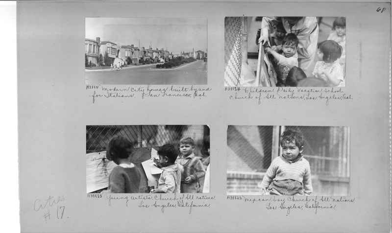 Mission Photograph Album - Cities #17 page 0061