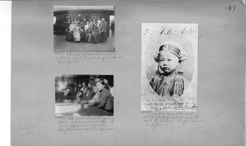 Mission Photograph Album - Cities #13 page 0051