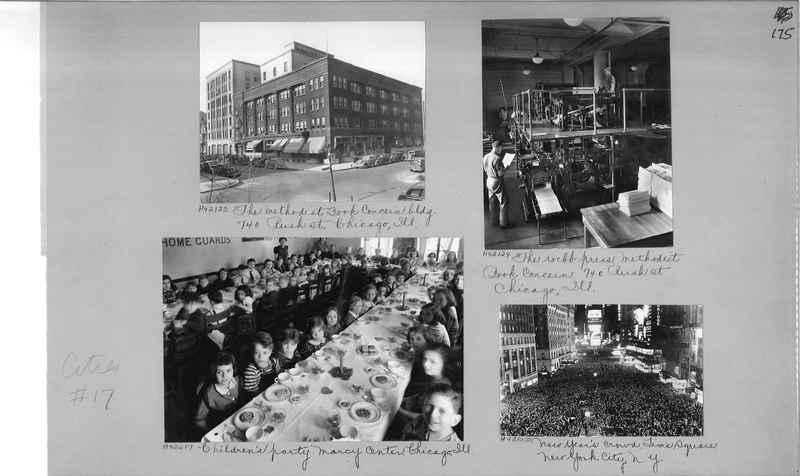 Mission Photograph Album - Cities #17 page 0175