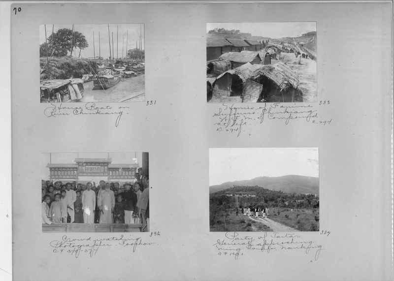 Mission Photograph Album - China #1 page  0070