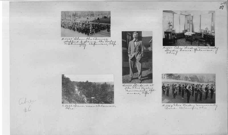 Mission Photograph Album - Cities #6 page 0027