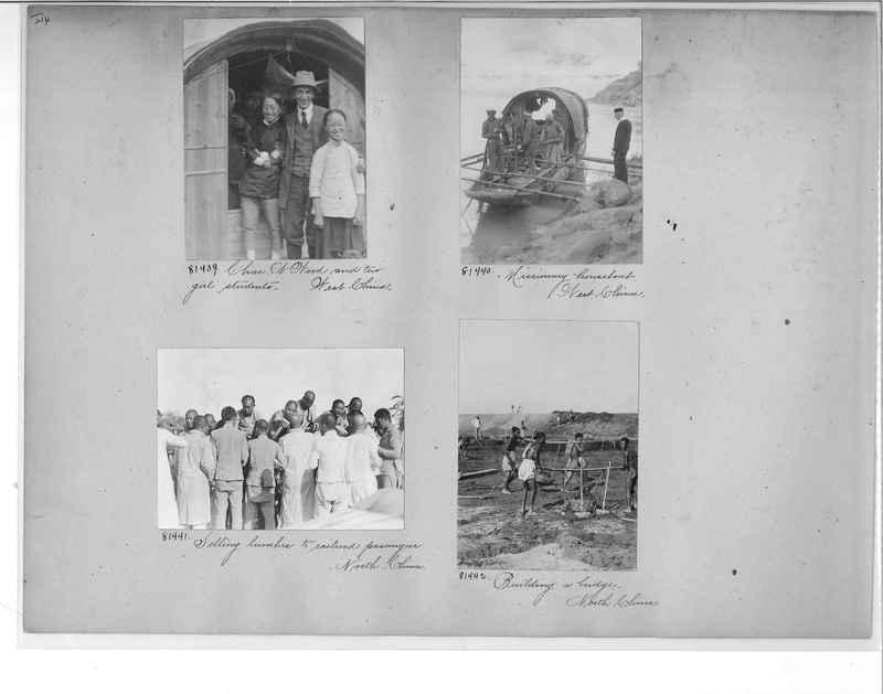 Mission Photograph Album - China #10 pg. 0214