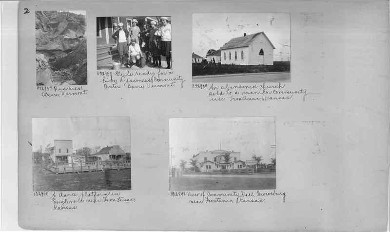 Mission Photograph Album - Cities #15 page 0002