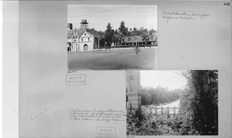 Mission Photograph Album - Cities #3 page 0229