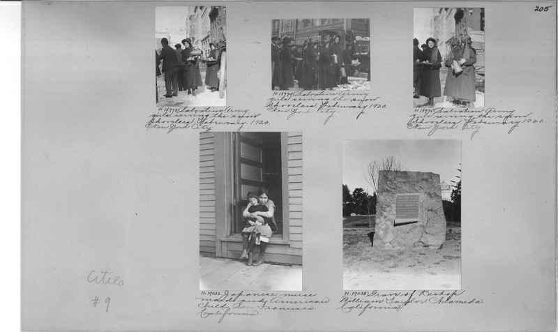 Mission Photograph Album - Cities #9 page 0205