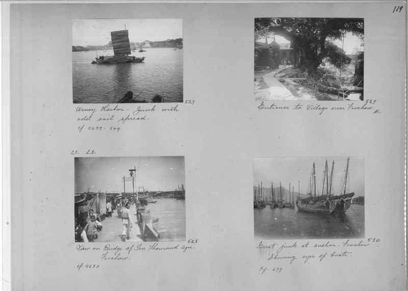Mission Photograph Album - China #1 page  0119