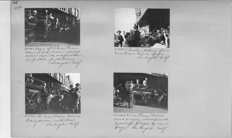 Mission Photograph Album - Cities #10 page 0106