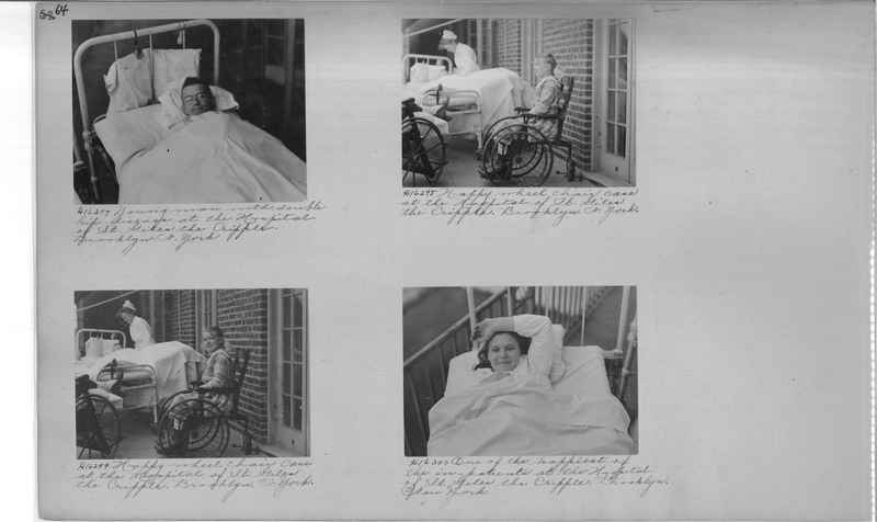 Mission Photograph Album - Hospitals and Homes #1 page 0064