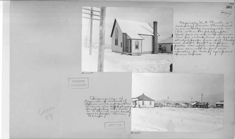Mission Photograph Album - Cities #4 page 0241
