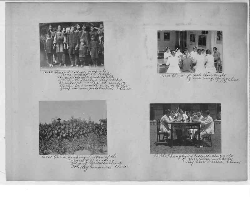 Mission Photograph Album - China #11 pg. 0035