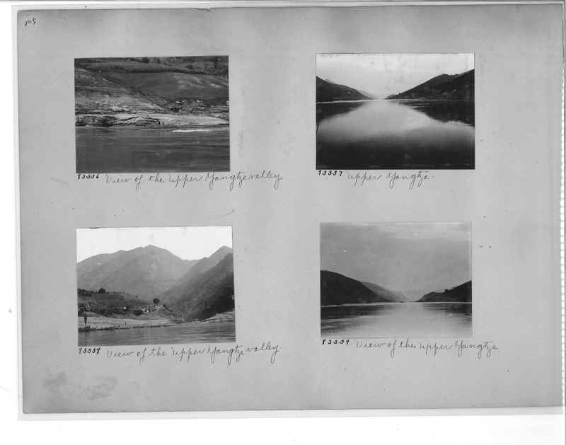 Mission Photograph Album - China #11 pg. 0105