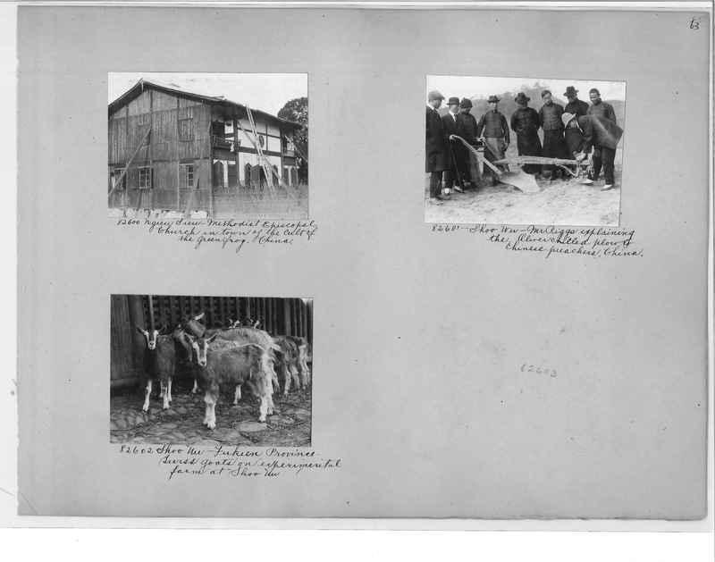 Mission Photograph Album - China #11 pg. 0063