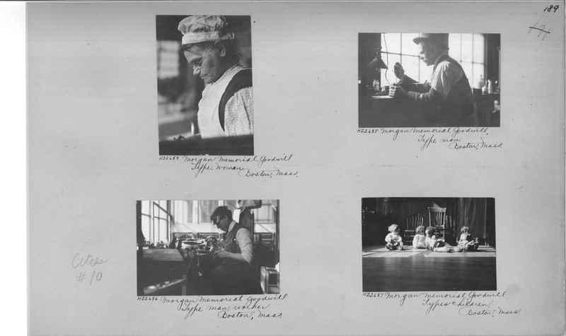 Mission Photograph Album - Cities #10 page 0189