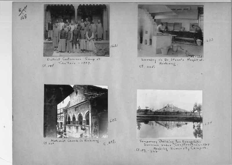 Mission Photograph Album - China #1 page  0168