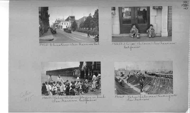 Mission Photograph Album - Cities #15 page 0167