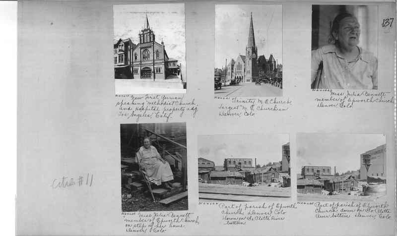 Mission Photograph Album - Cities #11 page 0137