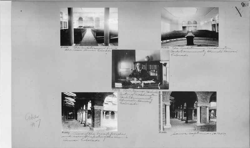 Mission Photograph Album - Cities #7 page 0091