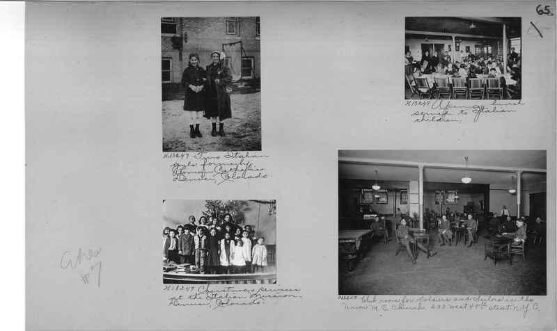 Mission Photograph Album - Cities #7 page 0065
