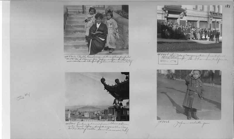 Mission Photograph Album - Cities #4 page 0121