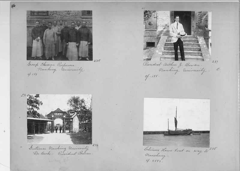 Mission Photograph Album - China #1 page  0046