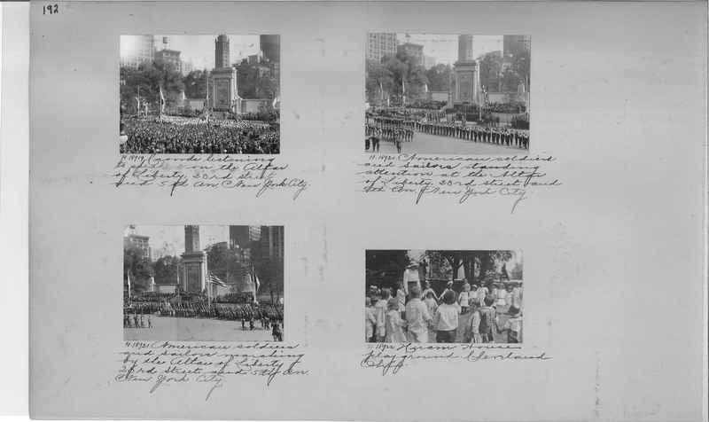 Mission Photograph Album - Cities #9 page 0192