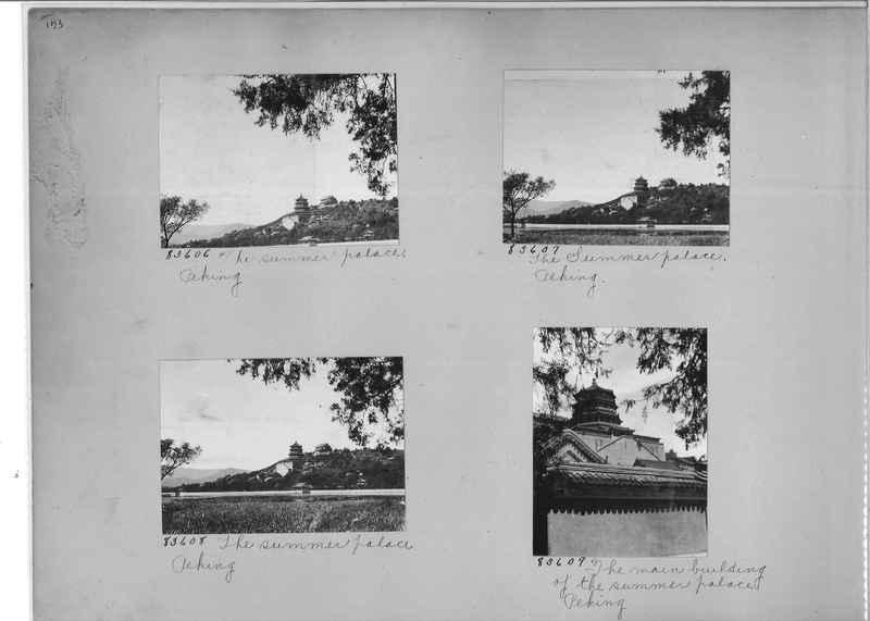 Mission Photograph Album - China #11 page 0173