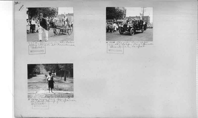 Mission Photograph Album - Cities #3 page 0034