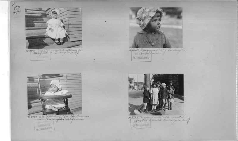 Mission Photograph Album - Cities #4 page 0174