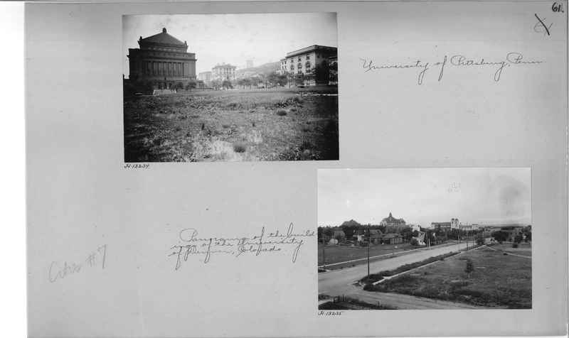 Mission Photograph Album - Cities #7 page 0061