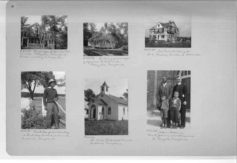 Mission Photograph Album - Negro #7 page 0016