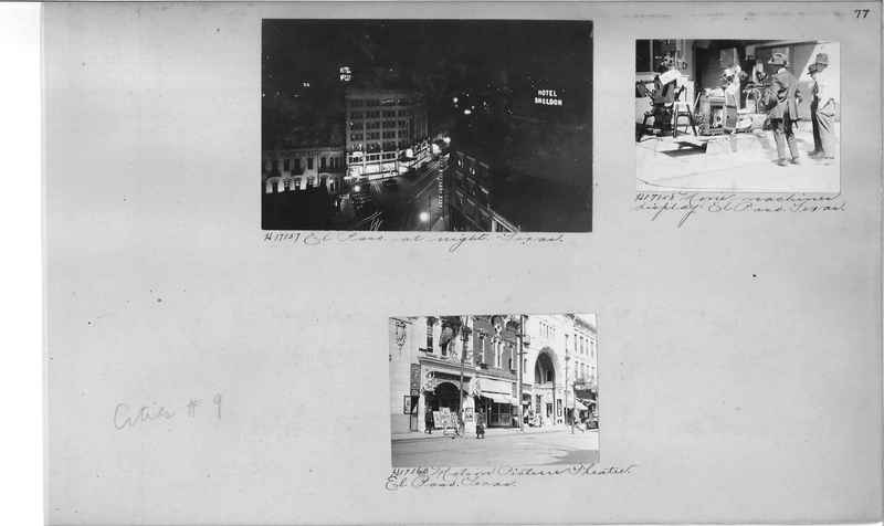 Mission Photograph Album - Cities #9 page 0077