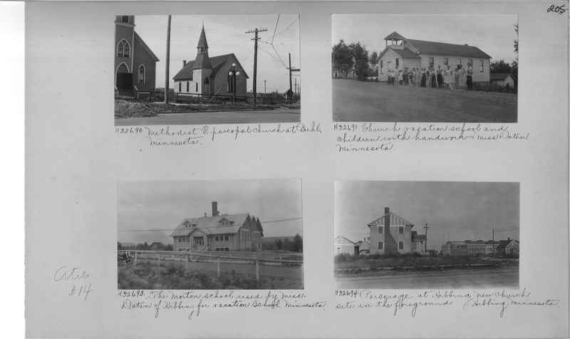 Mission Photograph Album - Cities #14 page 0205