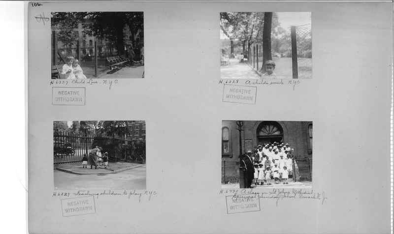 Mission Photograph Album - Cities #3 page 0106