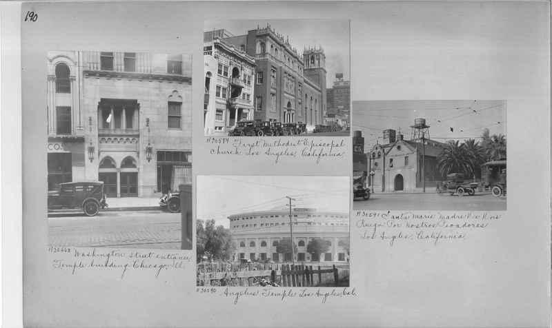 Mission Photograph Album - Cities #13 page 0190