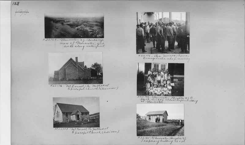 Mission Photograph Album - Cities #10 page 0128