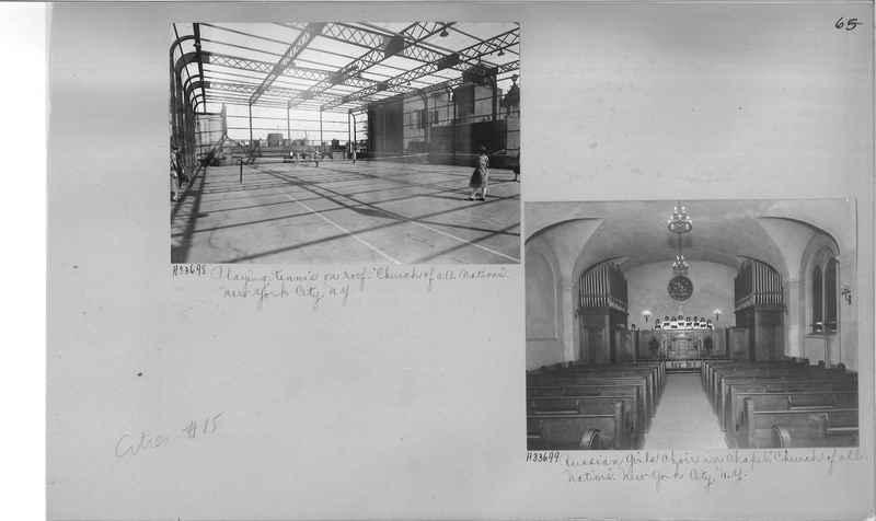 Mission Photograph Album - Cities #15 page 0065