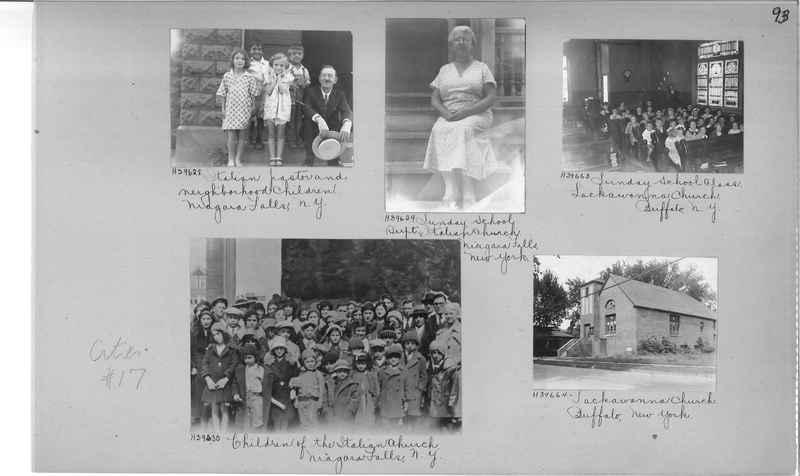 Mission Photograph Album - Cities #17 page 0093