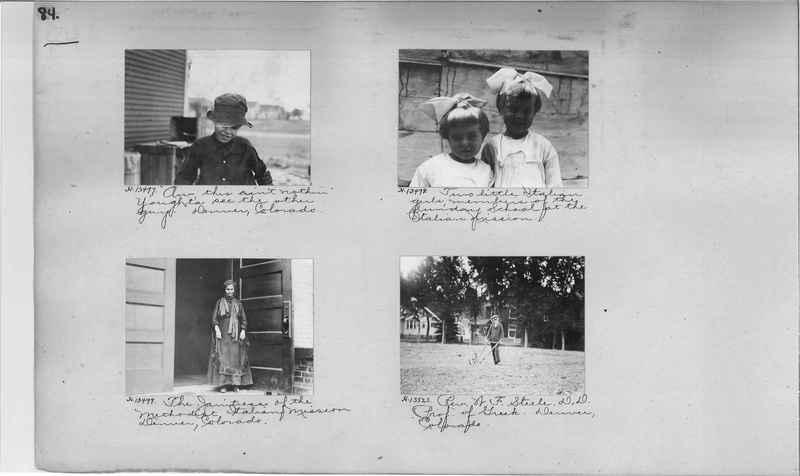 Mission Photograph Album - Cities #7 page 0084