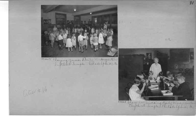 Mission Photograph Album - Cities #16 page 0081