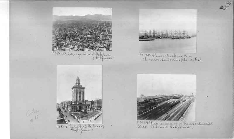 Mission Photograph Album - Cities #15 page 0157