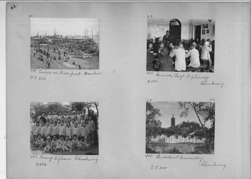 Mission Photograph Album - China #1 page  0062