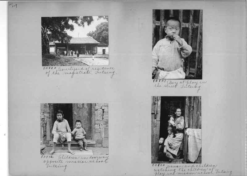 Mission Photograph Album - China #11 page 0229