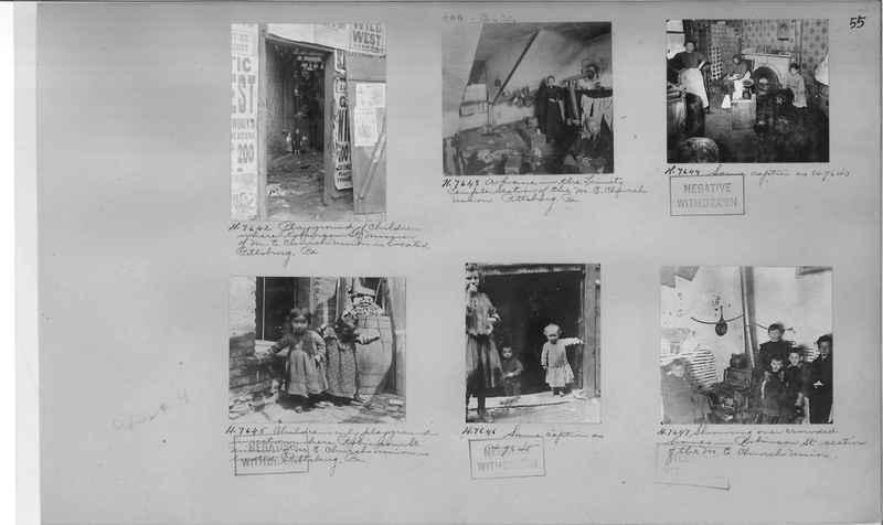 Mission Photograph Album - Cities #4 page 0055