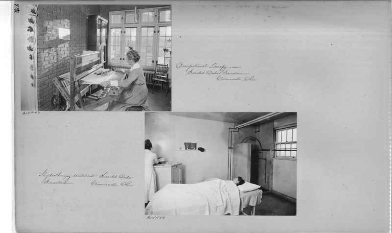 Mission Photograph Album - Hospitals and Homes #1 page 0024